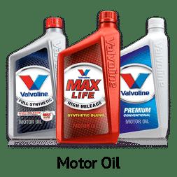 Valvoline Motor Oils oil change Nanaimo