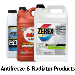 antifreeze products in Nanaimo