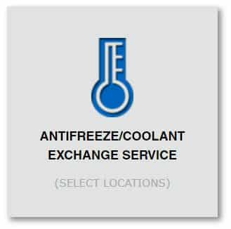 oil change nanaimo antifreeze coolant exchange service