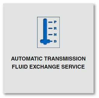 automatic transmission fluid exchange service nanaimo
