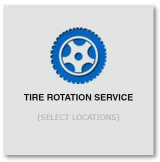 tire rotation services in Nanaimo
